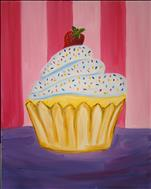 Summer Camp Thurs-Crazy Artist Week-The Cupcake