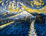 Pikes Peak Starry Night ($35)