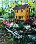 The Old Mill- LOCAL ART! (Ages 15+)