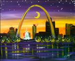 STARRY NIGHT OVER ST LOUIS