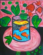 3rd-5th PUREART JR: Week 10: FAUVISM