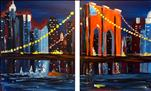 NY Skyline - PAINT THE SET!