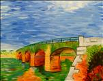 Van Gogh's Seine Bridge