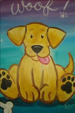 Art Enrichment Summer Camp-Woof Woof