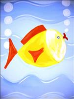 *KIDS CAMP* Yellow Fish - Open Class