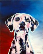Paint Your Pet Lost Dog Search of MI Fundraiser
