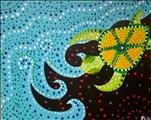 Aboriginal Turtle FUN ART!
