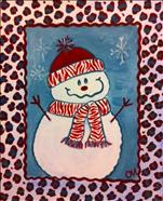 Smiley the Snowman