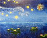 Manic Monday! Van Gogh Meets Monet ($10 Off 3hr)