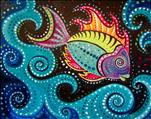 **Advanced**  Aboriginal Fish  *Teen friendly*