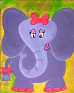 Evelyn the Elephant