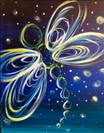 **SUMMER FAMILY FUN!** Neon Dragonfly