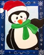 Family  Day! Snowy Penguin $5 OFF (Open, 7+)