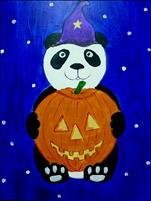 Panda Pumpkin Magic