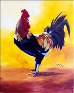 Morning Rooster - Free PJs Coffee of New Orleans!