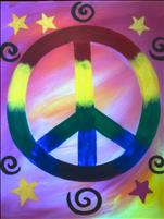 Peace Party- Kid/Family Friendly (Ages 6+)