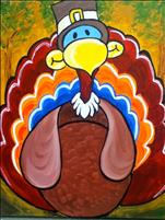 Cute Turkey- Fun for All Ages!!