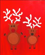 ALL AGES WELCOME! Roly Poly Reindeer