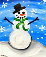 Frosty- Family/Kids $25.00 8 & up!