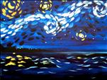 Starry Night Over Lake Ontario