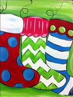 Kids Camp: Design Your Stocking