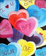 Family Day - Candy Hearts
