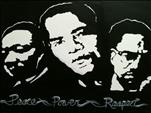 **BLACK HISTORY SERIES** Peace Power Respect