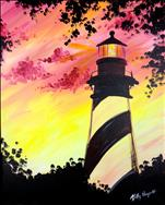 Sunset Lighthouse! (OPEN)