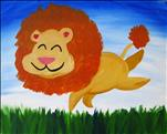 Kids Class: Leo the Prancing Lion