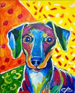 Kids Paint Your Pet! - Ages 6+