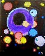 Kandinsky's Abstract KIDS 8+ WELCOME