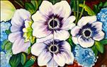 Lovely Anemones -Set or Single