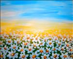 **Teens Welcome** Field of Daisies