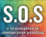 Didn't finish your painting? Come to S.O.S. (21+)