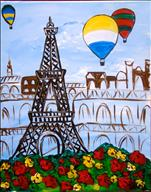 **Kid's Summer Camp**  Day in Paris