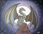 Moonlit Folklore Dragon (Public) All Ages