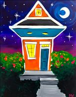 Moonlit Beach Cottage MIDNIGHT MADNESS