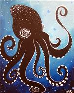 **Teen/Tween CAMP**  Aboriginal Octopus