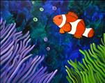CREATIVE KIDS PAINT****Tiger Fishy