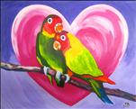 Birds in Love (senior day $10.00 off)