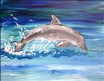 Leaping Dolphin (Ages 10-110!)