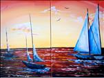 Sunset Sail    Pick one or Couples