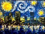 Starry Night Over Jacksonville