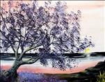 **PURPLE TREE SERIES** Pretty in Purple