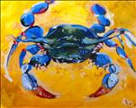 """Louisiana Blue Crab"""