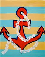 Anchors Away. Pick Your Colors!
