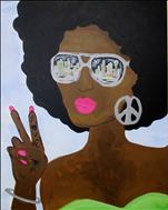 Peace Love and Afros