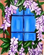 Wisteria Window