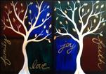 Inspiration Tree- for couples or pick your side