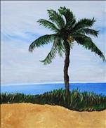 Coffee & Canvas SAVE $5  Palm Escape
